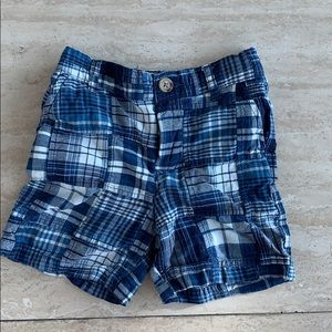 Ralph Lauren Madras shorts